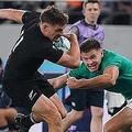 ニュージーランドがアイルランドに勝利し4強進出【写真:荒川祐史】