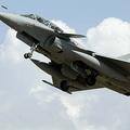 フランスの戦闘機「ラファール」(2006年7月11日撮影、資料写真)。(c) ALAIN JULIEN / AFP