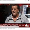 「4月分の家賃はいらない」と語る大家の男性(画像は『NBC New York 2020年4月1日付「'Don't Worry About Paying Me': NYC Landlord Waives Rent Because of Coronavirus」』のスクリーンショット)