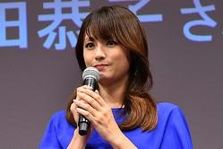 深田恭子、少し恥ずかしそうにコメント!4K撮影は「すべて見えてしまうようで緊張」