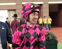 武豊騎手の香港における騎乗成績(4月28日)