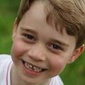 ジョージ英王子が22日で6歳に キャサリン妃が撮影した写真3枚を公表