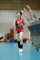 バレーボール女子日本代表の関菜々巳(C)JVA