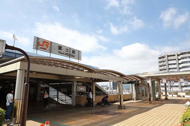 ここ から 富士 駅 まで