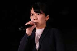 NGT48劇場支配人の早川麻依子氏(C)AKS