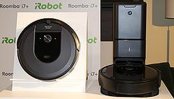 アイロボットが「ルンバ」の新製品を発表