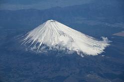 近い将来に大規模噴火を起こすと言われる富士山