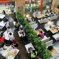 ドン・キホーテに食品小売りとレストランの融合「グローサラント」展開