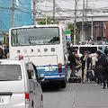 男は児童と保護者20人を殺傷した(時事通信フォト)