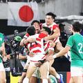 アイルランド戦勝利が韓国でも反響呼ぶ 日本代表・具智元が喜び