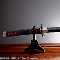 セリフ70種類以上「鬼滅の刃」の「日輪刀」がリアルサイズで登場