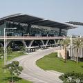 カタール・ドーハのハマド国際空港のターミナル(2013年10月29日撮影、資料写真)。(c)KARIM JAAFAR / AL-WATAN DOHA / AFP