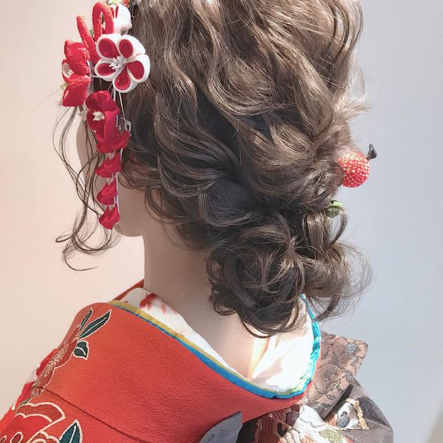 2018年の成人式はこの髪型で!着物に似合う華やかヘア特集