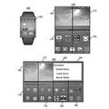 8つ折り画面搭載のスマートウォッチ 米IBMが特許を出願