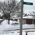 カナダの首都オタワ西部にあるトランプ通り(2021年1月26日撮影)。(c)Michel COMTE / AFP