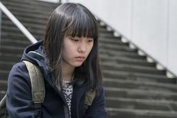 本作が演技初挑戦の南沙良/[c]2016「幼な子われらに生まれ」製作委員会