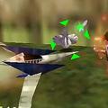 「ゼルダの伝説」にスターフォックスの戦闘機が バグが話題に