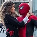 『スパイダーマン:ファー・フロム・ホーム』のMJとスパイダーマン  - Columbia Pictures / Photofest / ゲッティ イメージズ