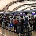 台風21号で大きな被害を受けた関西国際空港 復旧が本格化へ