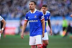 昨季は怪我で16試合の出場に留まったが、11得点を記録していたエジガル・ジュニオ。写真:金子拓弥(サッカーダイジェスト写真部)