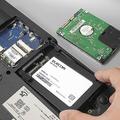 一昔前のノートPCを高速化 エレコム「HDD→SSD」換装キット