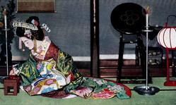 花魁はお客にとって「一夜妻」。吉原の花魁が豪華絢爛なのは花嫁衣装の意味も込められていた