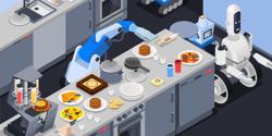 人間とロボットが共存する時代が来る?調理ロボットの進化とは