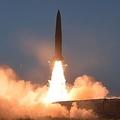 北朝鮮の新型ミサイル、複数回探知できず 低高度や変則的な軌道