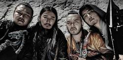2020年3月に初来日公演が決まったモンゴルのロック・バンド、THE HU(Courtesy of UDO)