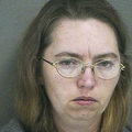 リサ・モンゴメリー死刑囚。米カンザス州カンザスシティーにて。ワイアンドット郡保安局提供(2004年12月20日公開)。(c)AFP PHOTO / Wyandotte County Sheriff's Department