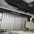 一時営業不能となった新千歳空港 揺れによる負荷が大きい吊り天井の脆さ