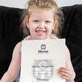 IQ171を持つ3歳の天才少女がイギリスで話題 親が抱える悩みとは