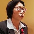 高松由美子さん(筆者撮影)