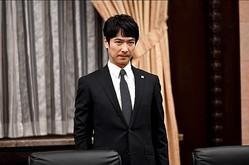 武道の間合いを感じさせる『半沢直樹』の演技と演出(C)TBS