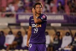 監督の起用に応え、2試合連続得点を記録中の浅野雄也。写真:田中研治