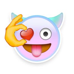 中高生はみーんな知ってる⁉ オリジナル絵文字スタンプが作れる「Emojil」を使ってみた♡