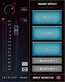 生放送や実況など配信用の音声にエフェクトが行えるフリー版音声入力用マルチエフェクトソフト