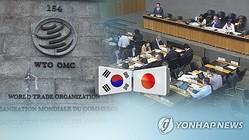 韓国はWTO一般理事会で日本の輸出規制強化措置の不当性を指摘する方針だ(コラージュ)=(聯合ニュースTV)