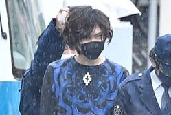 今年2月、埼玉県警から茨城県警に移送された岡庭由征容疑者