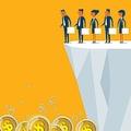 なぜバブル崩壊は繰り返されるのか ポイントは「投資家の群集心理」