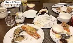 3日、新浪新聞など複数の中国メディアの微博アカウントは、広東省広州市のレストランで、料理に出された伊勢エビから噛まれたあとのガムが出てきたと報じた。レストラン側の言い訳に、中国のネットユーザーから非難の声があがっている。