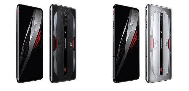 [画像] 中国ヌビア「5G」対応ゲーミングスマホ 「RedMagic 6&6 Pro」2モデル