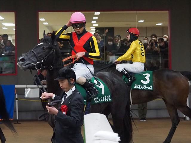【クイーンC】 クロノジェネシスが重賞初制覇!クラシックへ向け視界良好