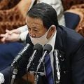 麻生太郎氏は今年の9月で80歳になる(時事通信フォト)