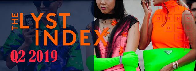 世界で最も注目されたファッションブランドは「Gucci」…ファッション検索エンジン「Lyst」が発表
