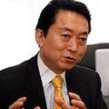 29日、中国が掲げる巨大経済圏構想「一帯一路」をめぐり、鳩山由紀夫元首相が日本はその沿線国になるべきとの考えを示した。写真は鳩山元首相。