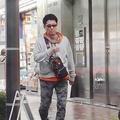 『バイキング』出演後、ボディメンテナンスを終えた坂上忍は待たせていた車に乗り込んで次の仕事場へ向かった