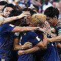 海外紙が日本の健闘ぶりを称賛している【写真:Getty Images】