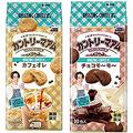 EXILE TETSUYAさんプロデュースのコーヒー店とコラボしたカントリーマアムが発売