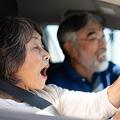 高齢ドライバーの事故